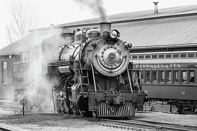 Photograph - Great Western 90 by Jeff Abrahamson