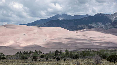 Photograph - Great_sand_dunes_np03 by Kent Nancollas