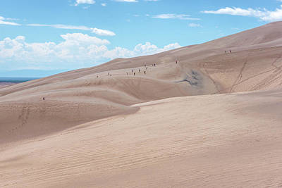 Photograph - Great_sand_dunes_np06 by Kent Nancollas