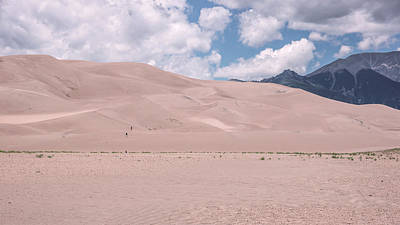 Photograph - Great_sand_dunes_np08 by Kent Nancollas