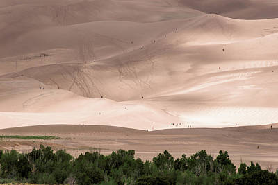 Photograph - Great_sand_dunes_np09 by Kent Nancollas