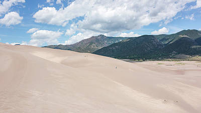 Photograph - Great_sand_dunes_np13 by Kent Nancollas