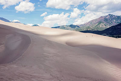 Photograph - Great_sand_dunes_np14 by Kent Nancollas