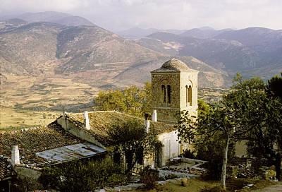 Photograph - Greek Monastery by John Farley