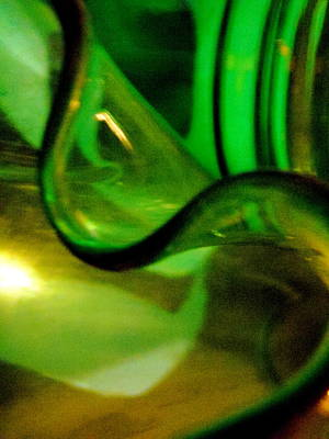 Photograph - Green 19 by Stephanie Moore