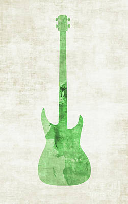 Photograph - Green Bass by Andrea Anderegg