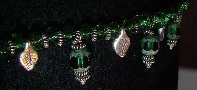 Sterling Silver Bracelet Jewelry - Green by Caroline King