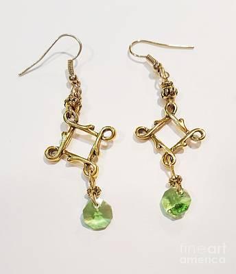 Jewelry - Green by Diana Bursztein