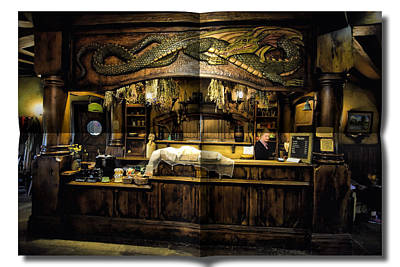 Photograph - Green Dragon Inn by Richard Gehlbach