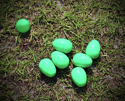 Photograph - Green Eggs by Cynthia Guinn
