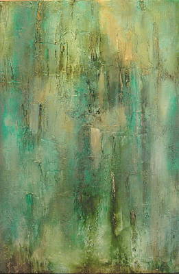 Painting - Green Envy by Tamara Bettencourt
