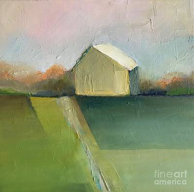 Painting - Green Field by Michelle Abrams