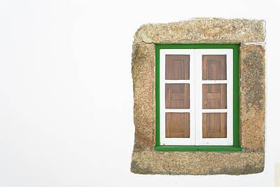Photograph - Green Frame by Edgar Laureano
