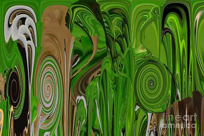 Photograph - Green Hell by Rick Rauzi