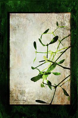 Photograph - Green Illusion by Randi Grace Nilsberg