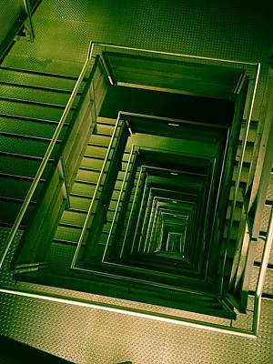 Photograph - Green Infinity by Geoff Smith