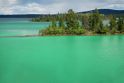 Photograph - Green Lake by Jacqui Boonstra