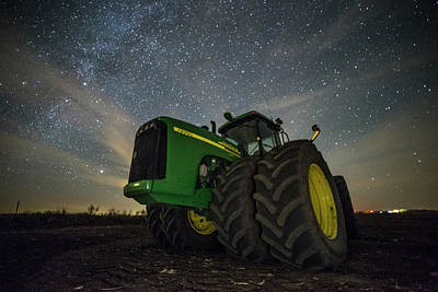 Photograph - Green Machine  by Aaron J Groen