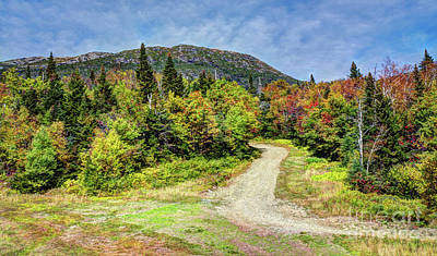 Photograph - Green Mountains Of Vermont by Deborah Klubertanz