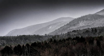Art Print featuring the photograph Green Mountains - Vermont by Brendan Reals