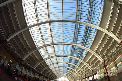 Photograph - Green Park Station by Andy Thompson