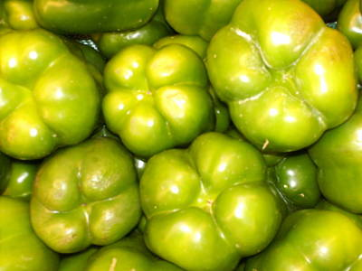 Photograph - Green Pepper by Anne