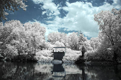 Green River Ir Art Print