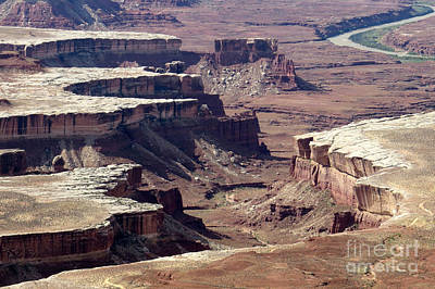 Photograph - Green River Plateau by Frank Townsley