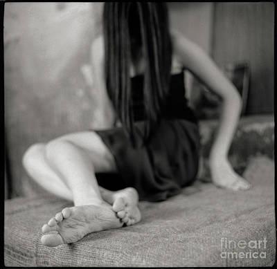 Photograph - Green Room #9879 by Andrey Godyaykin