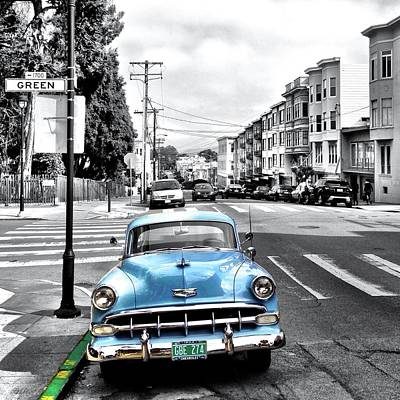 Photograph - Green Street by Julie Gebhardt