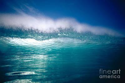 Green Wave Art Print by Vince Cavataio - Printscapes