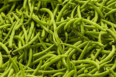 Greenbeans Art Print