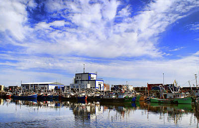 Photograph - Greencastle Harbour by Colin Clarke