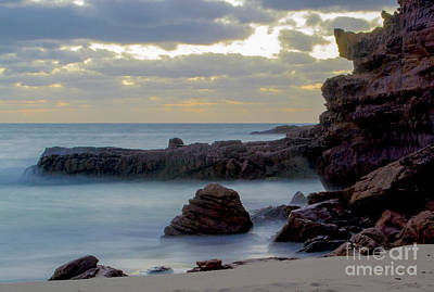 Photograph - Greenglades Beach Morning by Angela DeFrias