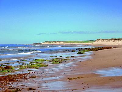 Photograph - Greenwich Beach, Pei Canada by Stephanie Moore