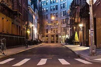 Photograph - Greenwich Village by Alison Frank
