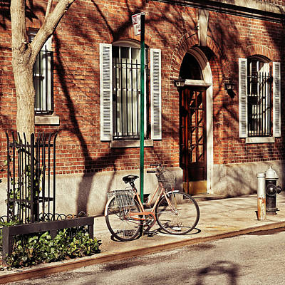 Greenwich Village Art Print by Benjamin Matthijs