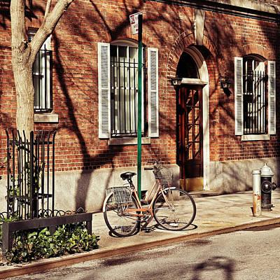Greenwich Village Photograph - Greenwich Village by Benjamin Matthijs