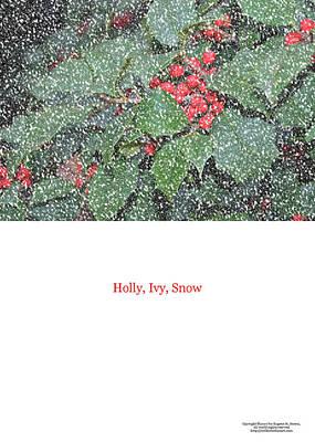 Digital Art - Greeting Card 04 by Gene Norris