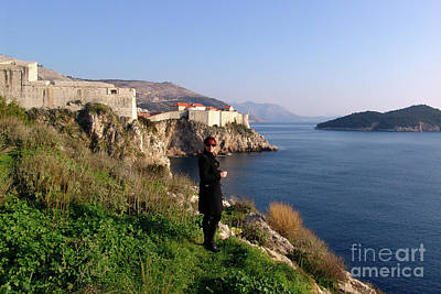 Photograph - Greetings From Dubrovnik by Jasna Dragun