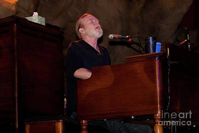 Photograph - Gregg Allman And Friends by Concert Photos