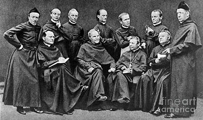 Heredity Photograph - Gregor Mendel, Father Of Genetics by Wellcome Images