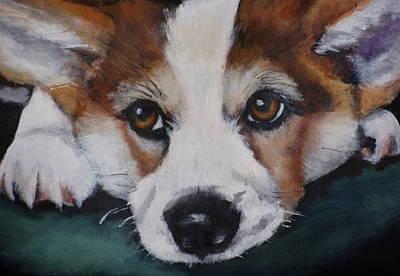 Painting - Greta by Carol Russell