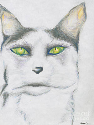 Gretta Art Print by Kim Sy Ok