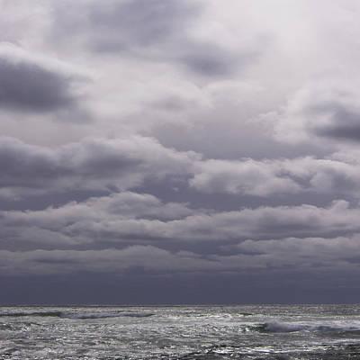 Photograph - Grey Horizon by Adria Trail