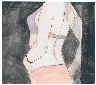 Atkinsky Painting - Grey by Judith Sturm