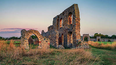 Photograph - Greyfriars by James Billings