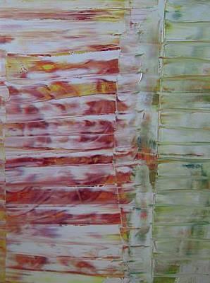 Painting - Gri Iv by Gunter  Tanzerel