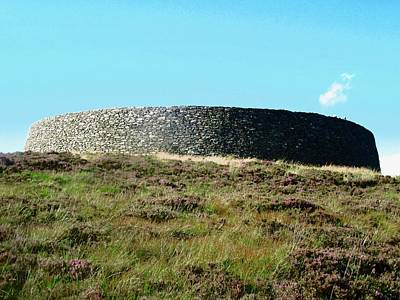 Photograph - Grianan Of Aileach by Stephanie Moore