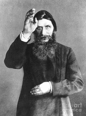Artflakes Photograph - Grigori Efimovich Rasputin by Granger